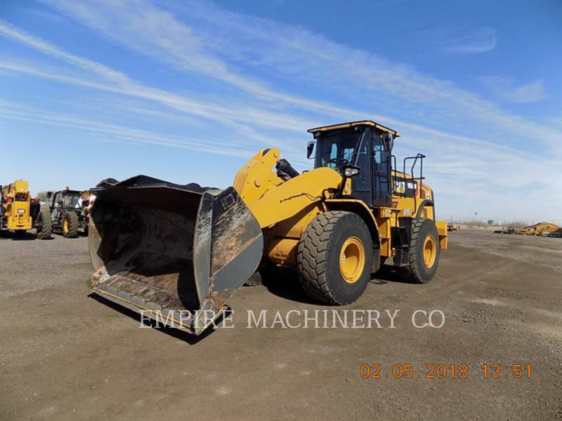 CATERPILLAR RADLADER/INDUSTRIE-RADLADER 950M FC equipment  photo 4