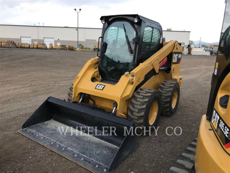 CATERPILLAR CHARGEURS COMPACTS RIGIDES 246D C3 2S equipment  photo 2
