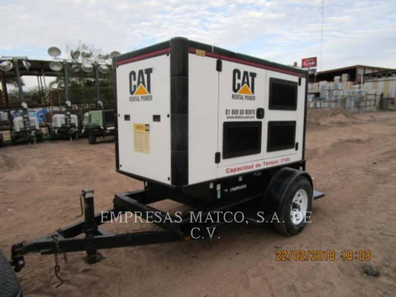 OLYMPIAN CAT MOBILE GENERATOR SETS GEP55-3 equipment  photo 1