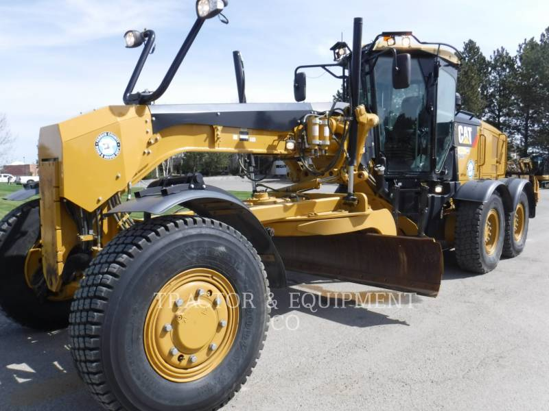 CATERPILLAR MOTONIVELADORAS 160M2 AWD equipment  photo 1