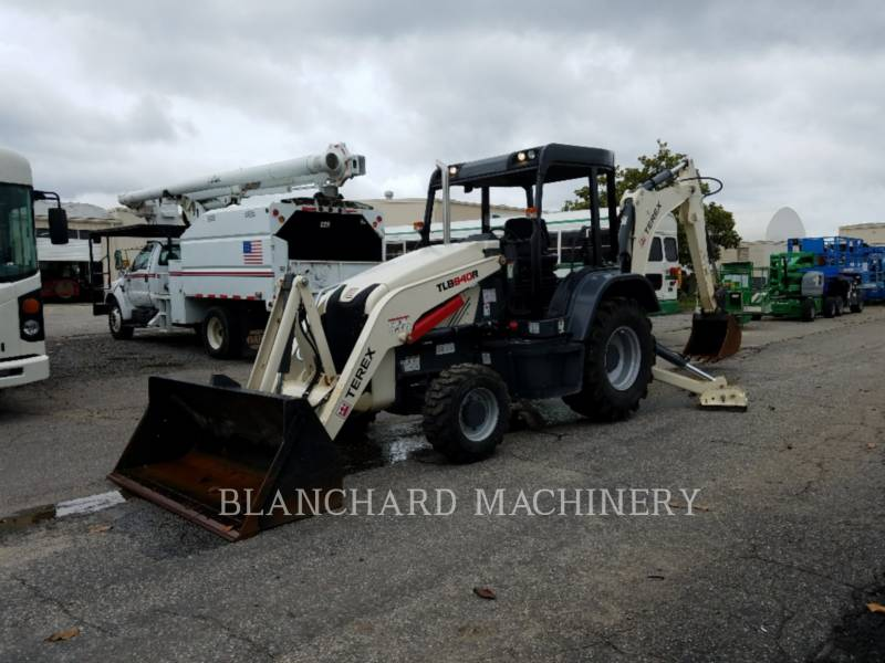 TEREX CORPORATION BACKHOE LOADERS TLB840 equipment  photo 2