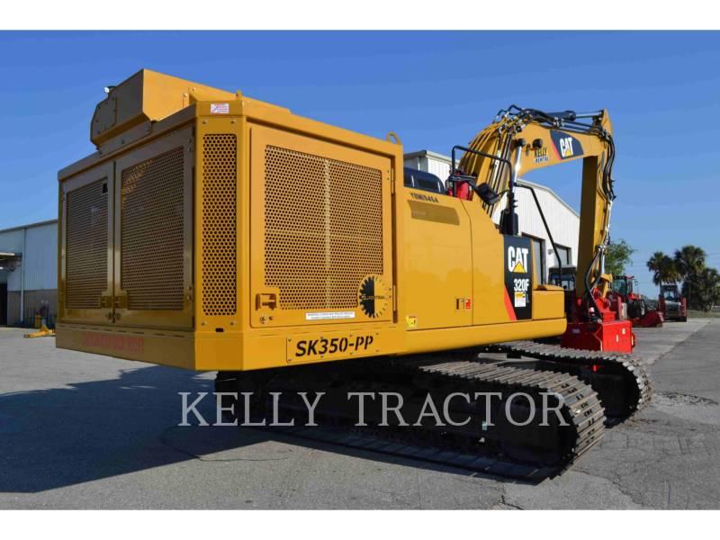 SUPERTRAK FORESTRY - SLASHER/CHIPPER 320FL / SK350PP equipment  photo 7