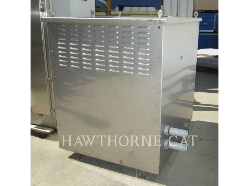 CATERPILLAR STATIONARY GENERATOR SETS 3512B equipment  photo 24