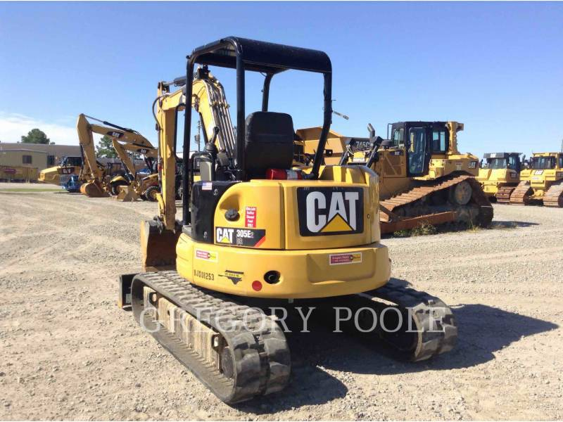 CATERPILLAR EXCAVADORAS DE CADENAS 305E2 CR equipment  photo 2