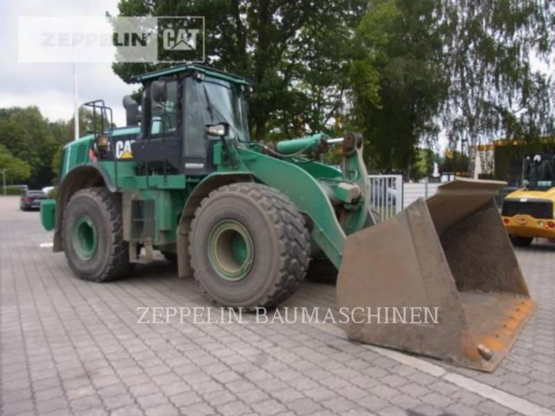 CATERPILLAR ŁADOWARKI KOŁOWE/ZINTEGROWANE NOŚNIKI NARZĘDZI 966K equipment  photo 1