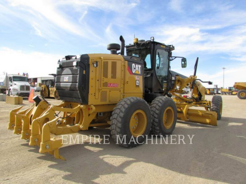 CATERPILLAR NIVELEUSES 12M3AWD equipment  photo 2