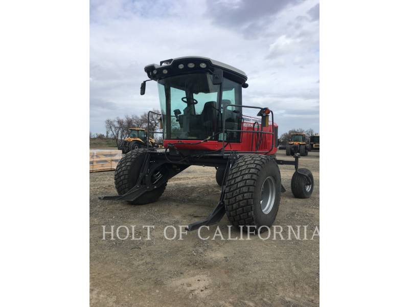 MASSEY FERGUSON AG WINDROWERS 9740   GT10805 equipment  photo 1