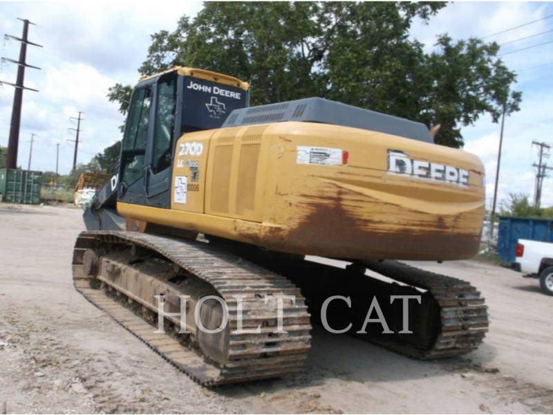 DEERE & CO. EXCAVADORAS DE CADENAS 270D equipment  photo 3