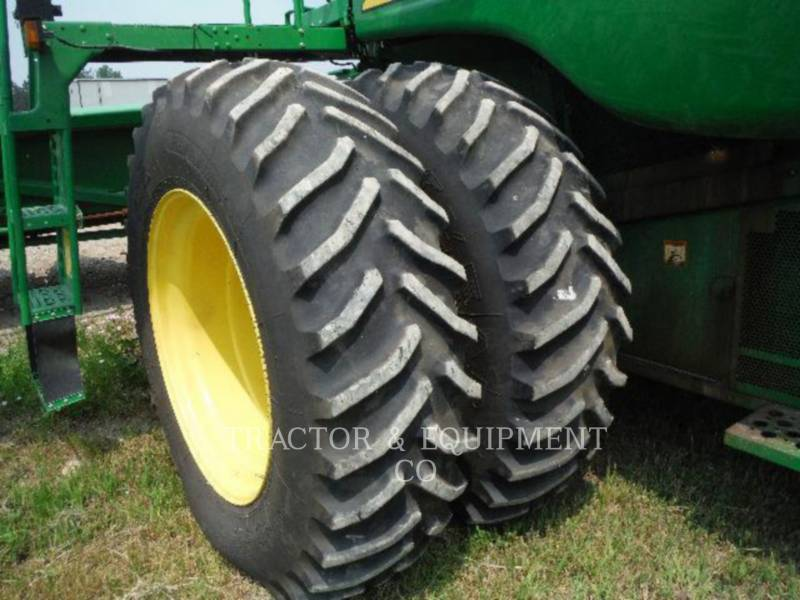 JOHN DEERE COMBINADOS 9760 equipment  photo 7