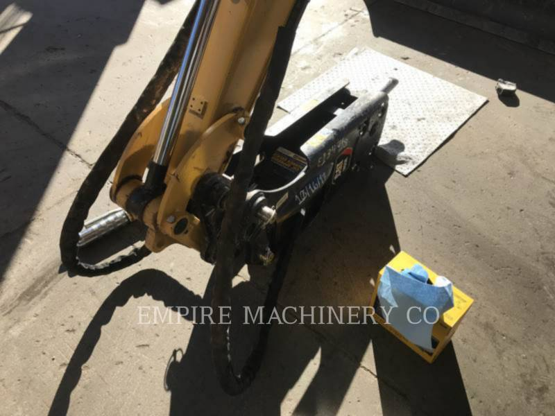CATERPILLAR  HAMMER H55E 304E equipment  photo 3