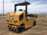 CATERPILLAR GUMMIRADWALZEN CW14 equipment  photo 1
