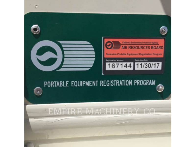 EMPIRE STATIONARY - DIESEL EQ800 equipment  photo 2