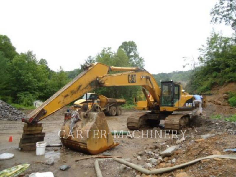 CATERPILLAR TRACK EXCAVATORS 350L equipment  photo 4
