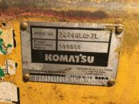 KOMATSU Leśnictwo - Rozdrabniacz PC200LC-7 equipment  photo 8