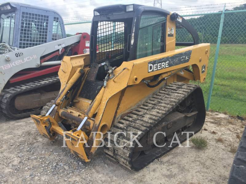 JOHN DEERE MULTI TERRAIN LOADERS CT 332 equipment  photo 1
