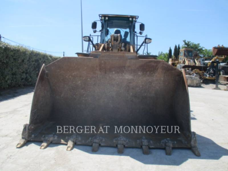 CATERPILLAR MINING WHEEL LOADER 972K equipment  photo 7