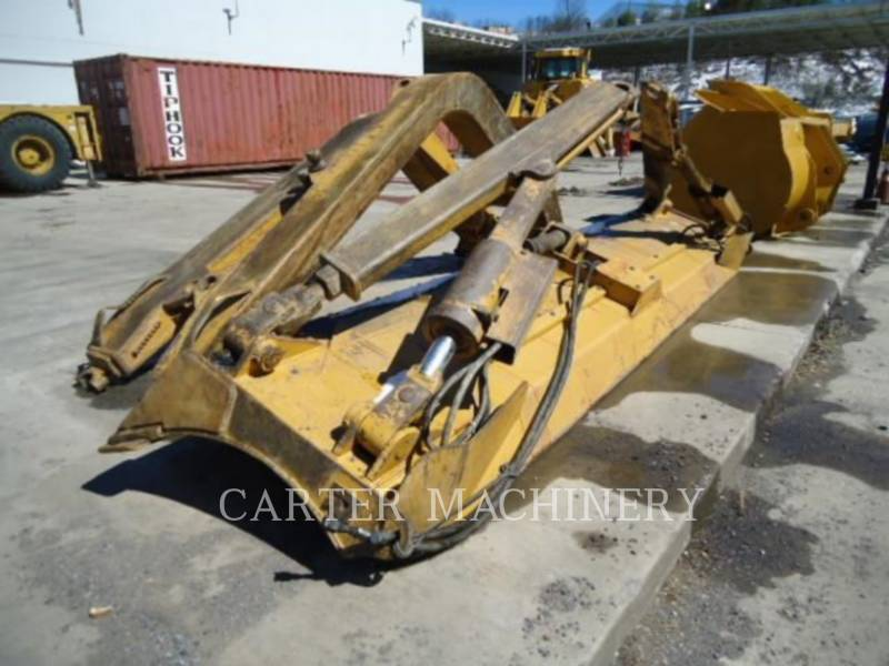 CATERPILLAR TRACK TYPE TRACTORS D6TLGP WN equipment  photo 8