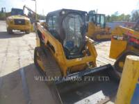 Equipment photo Caterpillar 249D ÎNCĂRCĂTOARE PENTRU TEREN ACCIDENTAT 1