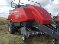 Equipment photo MASSEY FERGUSON 2290 MATERIELS AGRICOLES POUR LE FOIN 1