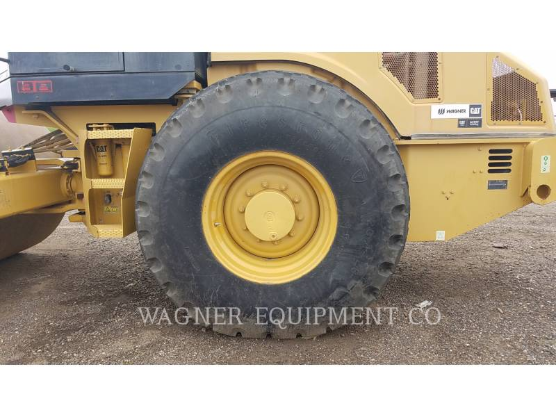 CATERPILLAR VIBRATORY SINGLE DRUM SMOOTH CS56 equipment  photo 10