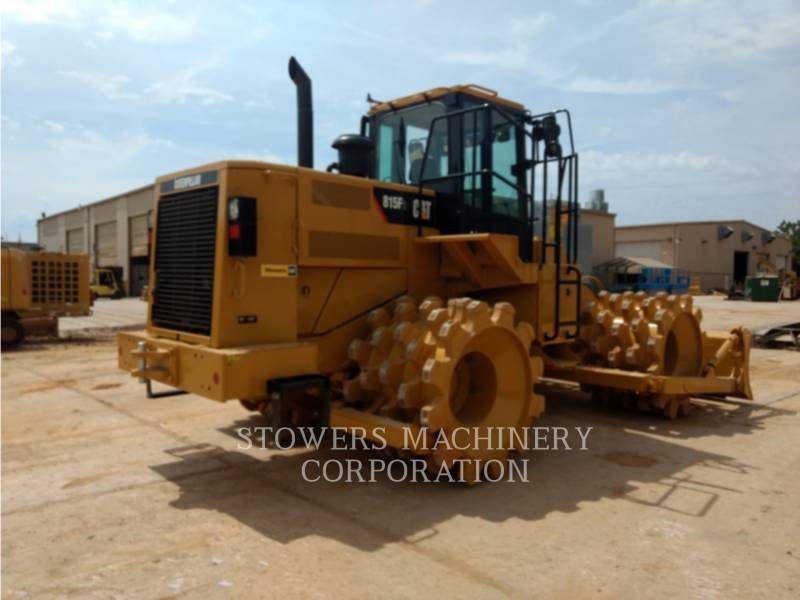 CATERPILLAR WHEEL DOZERS 815F2 equipment  photo 4