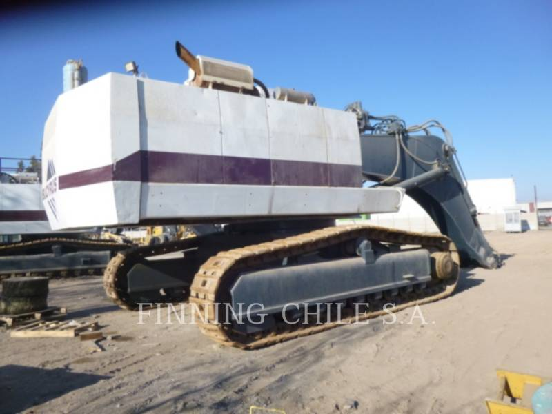 BUCYRUS-ERIE BERGBAU-HYDRAULIKBAGGER RH40E equipment  photo 5