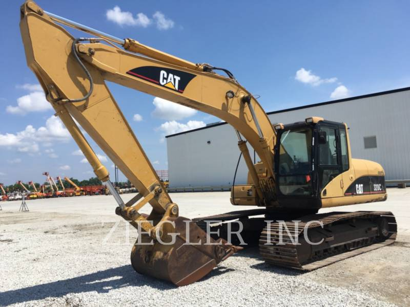 CATERPILLAR トラック油圧ショベル 320CL equipment  photo 1