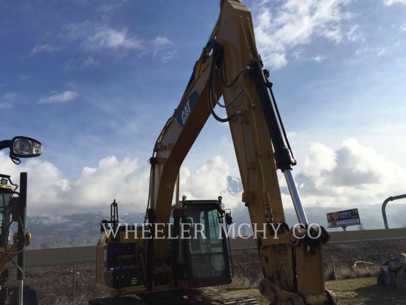 CATERPILLAR EXCAVADORAS DE CADENAS 316E L CF equipment  photo 4