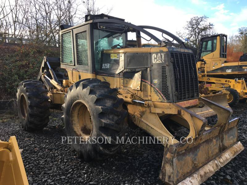 CATERPILLAR FORESTRY - SKIDDER 525B equipment  photo 1