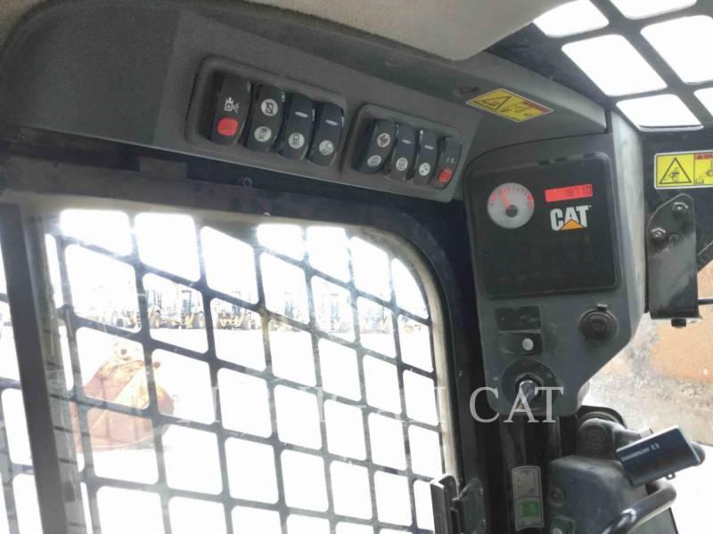 CATERPILLAR MULTI TERRAIN LOADERS 299C equipment  photo 9