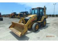 Equipment photo CATERPILLAR 416F2ST CHARGEUSES-PELLETEUSES 1
