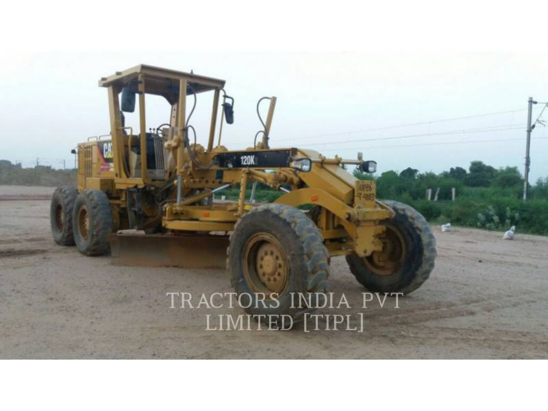 CATERPILLAR MOTONIVELADORAS 120K2 equipment  photo 1