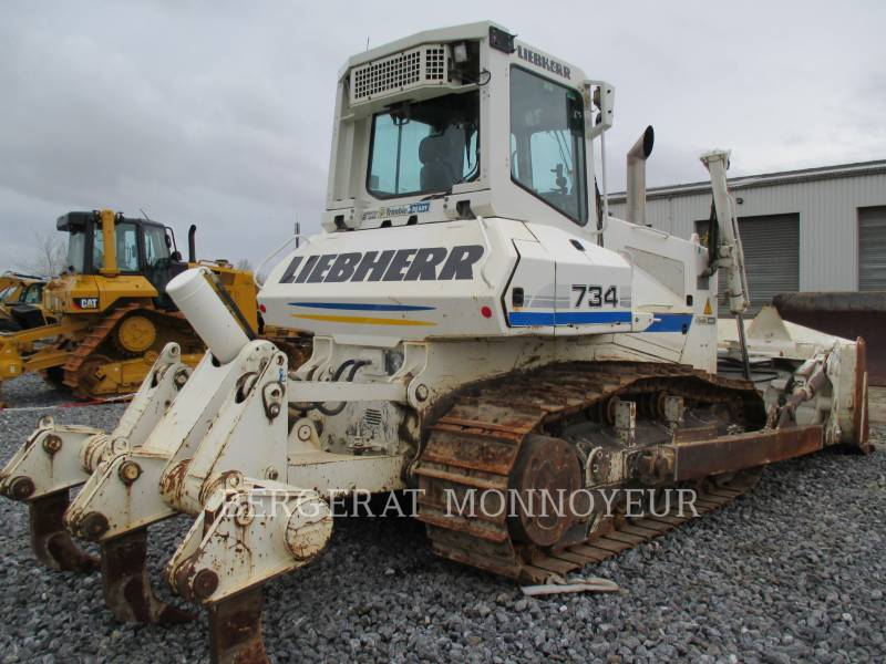 LIEBHERR TRACK TYPE TRACTORS PR734LI equipment  photo 6