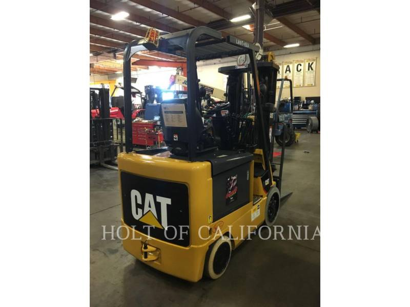 CATERPILLAR MITSUBISHI ELEVATOARE CU FURCĂ E5000 equipment  photo 2