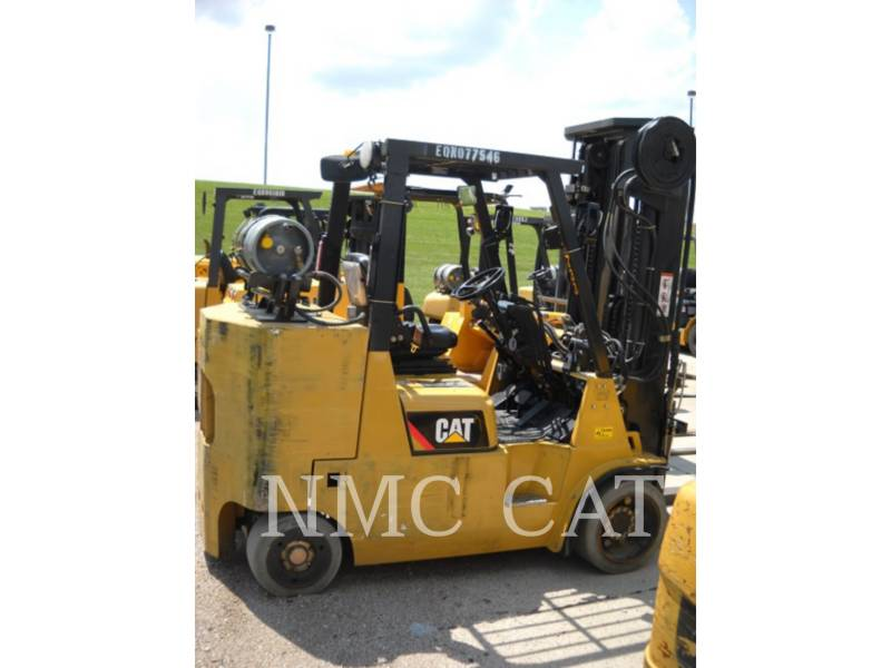 CATERPILLAR LIFT TRUCKS FORKLIFTS GC55KSPR4_MC equipment  photo 2