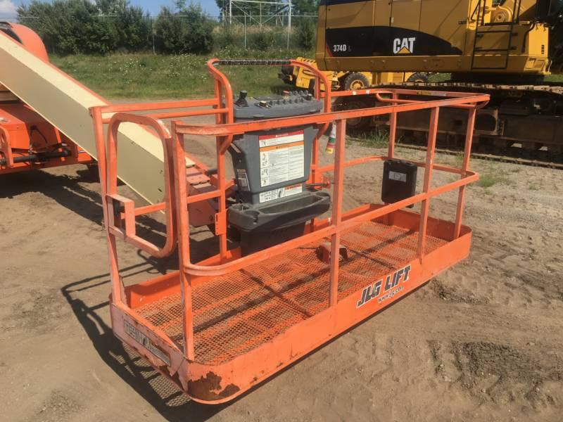 JLG INDUSTRIES, INC. RIDICARE – BRAŢ 600S equipment  photo 18