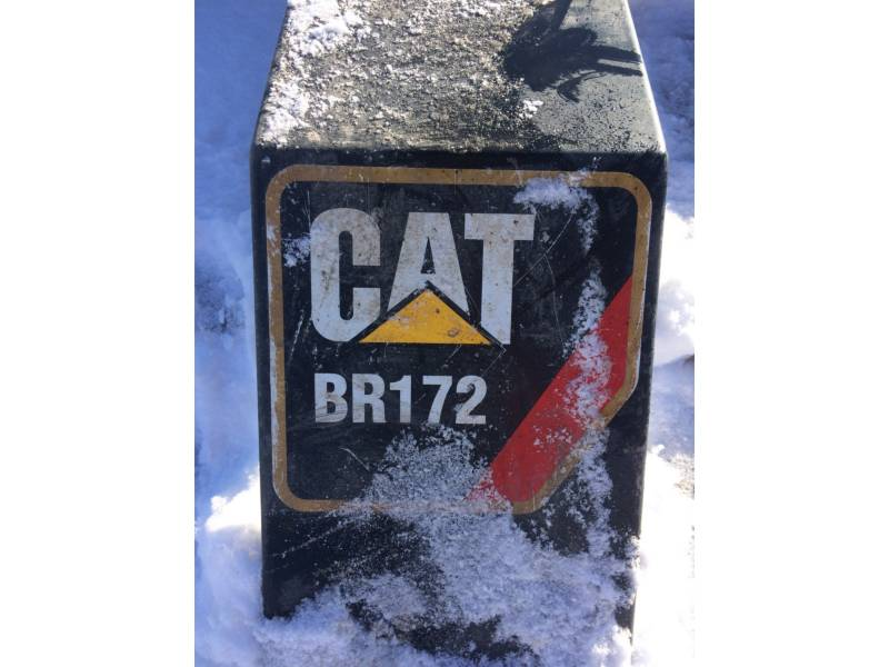 CATERPILLAR WT - BRUSH CUTTERS BR172 equipment  photo 2