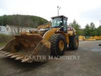 CATERPILLAR WHEEL LOADERS/INTEGRATED TOOLCARRIERS 980M HL equipment  photo 2