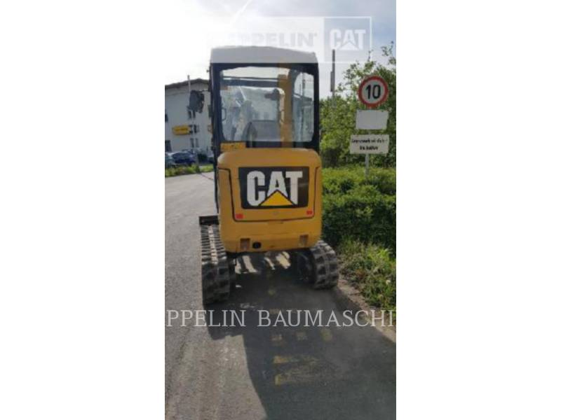 CATERPILLAR TRACK EXCAVATORS 302.4D equipment  photo 8