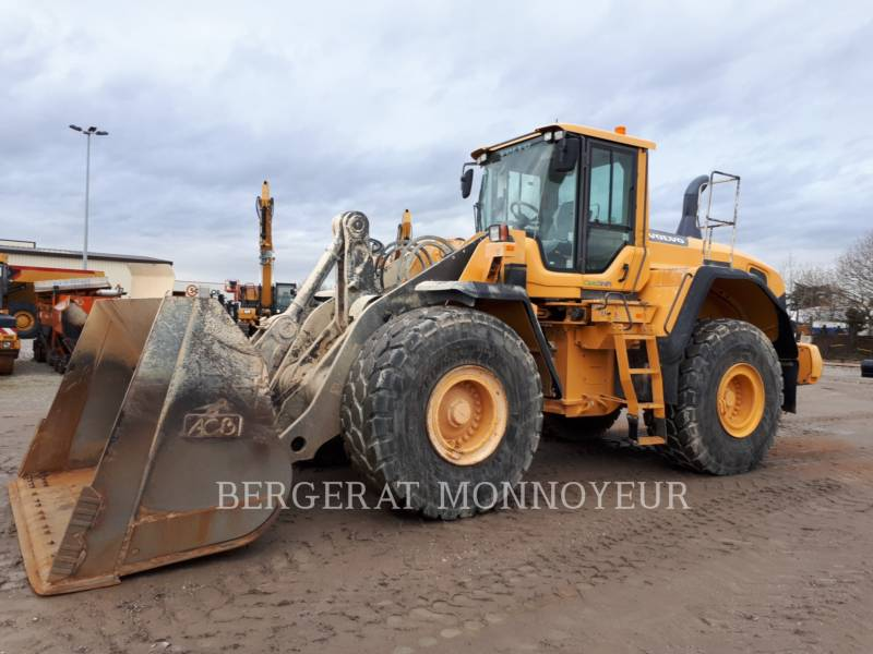 VOLVO CONSTRUCTION EQUIPMENT WHEEL LOADERS/INTEGRATED TOOLCARRIERS L150 equipment  photo 1