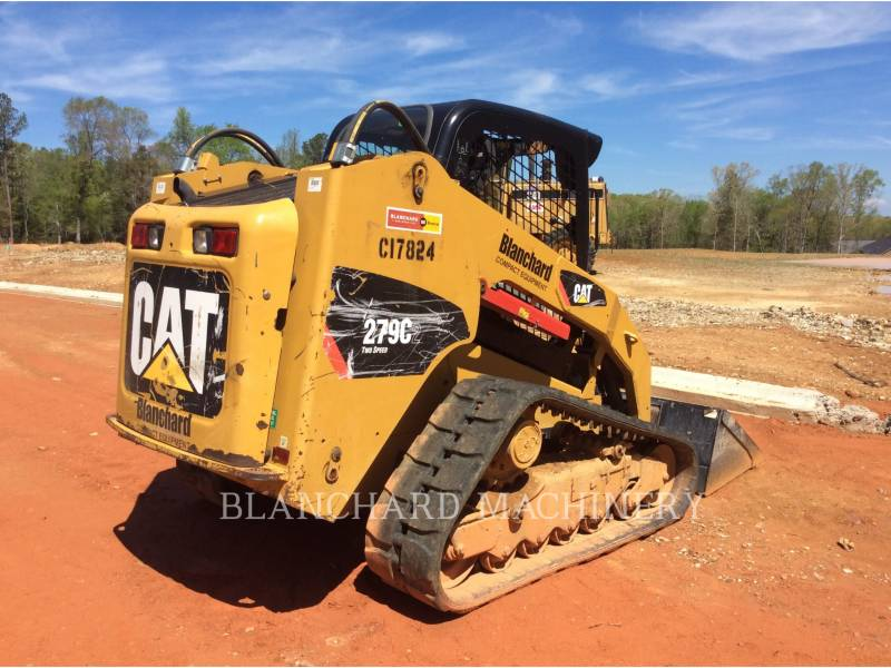CATERPILLAR MULTI TERRAIN LOADERS 279C2 OS2 equipment  photo 4