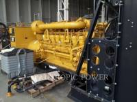 Equipment photo CATERPILLAR 3516C STATIONAIRE GENERATORSETS 1