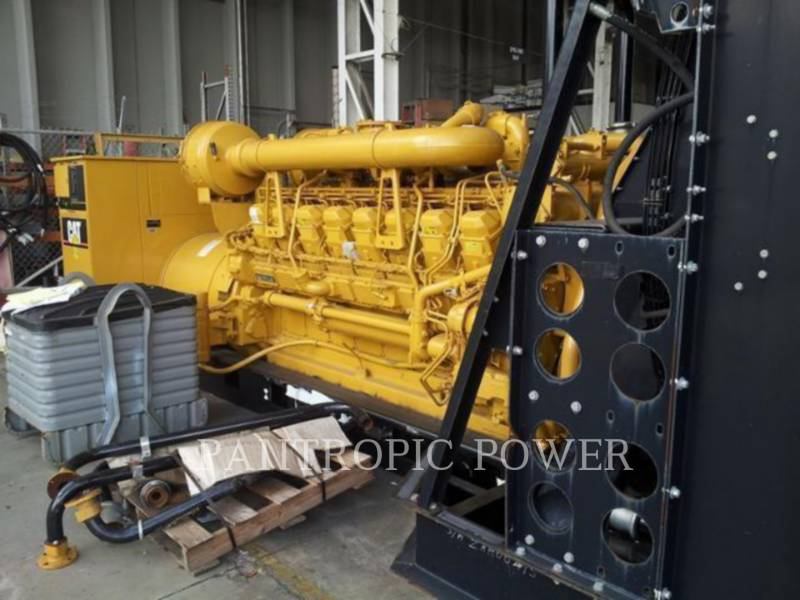 CATERPILLAR STATIONARY GENERATOR SETS 3516C equipment  photo 1