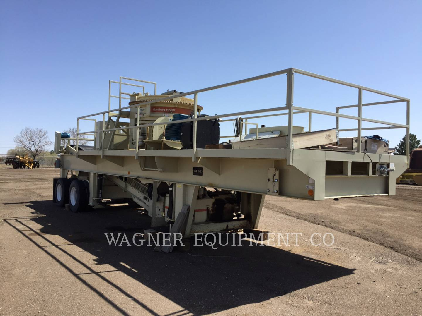 Detail photo of 2015 Metso HP200 from Construction Equipment Guide