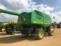 DEERE & CO. COMBINADOS 9660STS equipment  photo 3