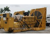Equipment photo CATERPILLAR 3516B STATIONAIRE GENERATORSETS 1