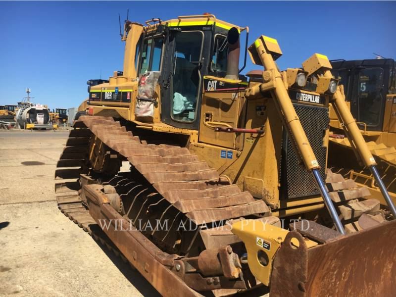 CATERPILLAR KETTENDOZER D6R LGP equipment  photo 4