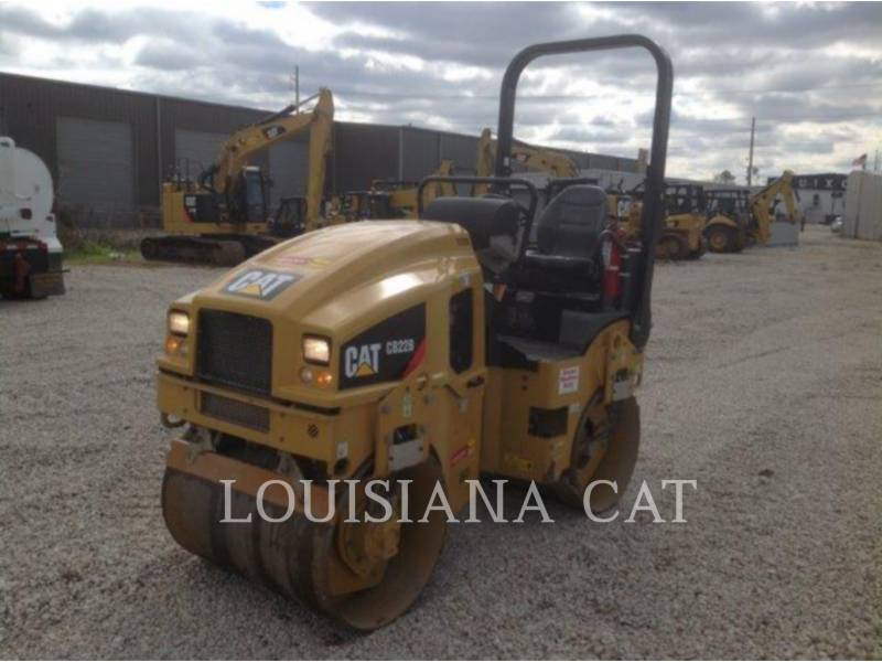 CATERPILLAR VERDICHTER CB22B equipment  photo 1