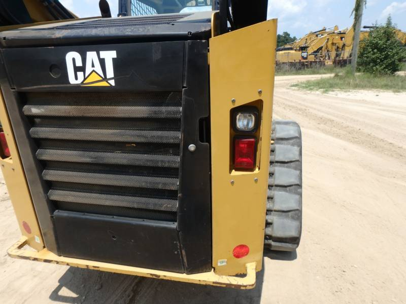 CATERPILLAR CARGADORES MULTITERRENO 299D equipment  photo 22
