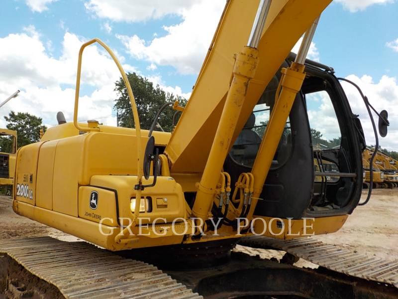 JOHN DEERE ESCAVADEIRAS 200C LC equipment  photo 5